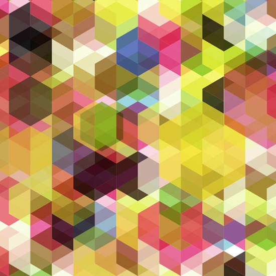 Abstract Colorful Style Vector Background