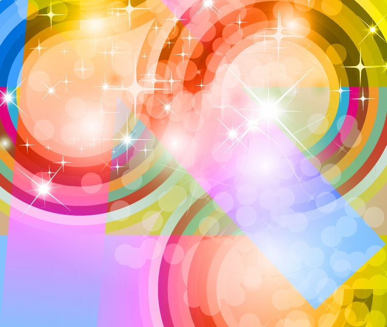 Colorful Abstract Pictures Colorful Abstract Vector